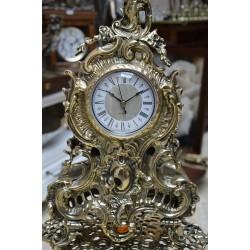 Zegar mosiężny 1