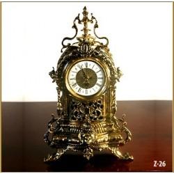 Zegar mosiężny 26