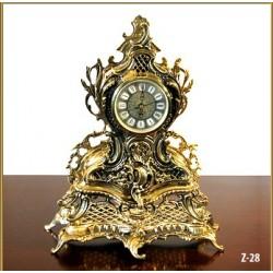 Zegar mosiężny 28