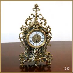 Zegar mosiężny 37