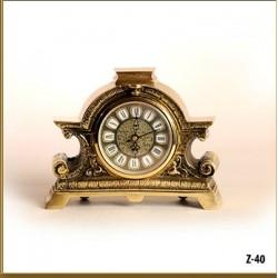 Zegar mosiężny 40