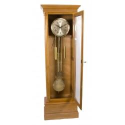 Zegar mechaniczny 17 dąb